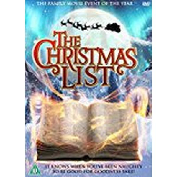 The Christmas List [DVD]